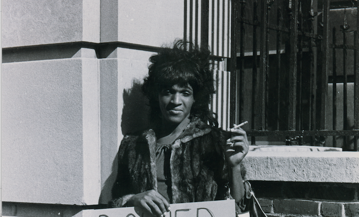 Marsha P Johnson © New York Public Library, Manuscripts and Archives Division, Diana Davies.tif