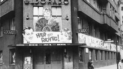 Bar Eldorado 20er Jahre