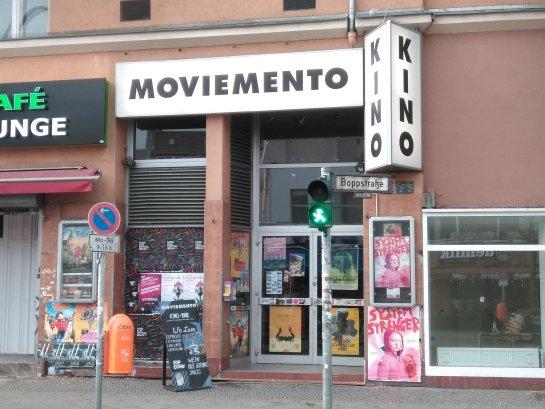 Kino Moviemento ist gefährdet