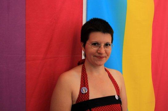 """""""Bisexuelle werden in der Gesellschaft oft ignoriert oder vergessen"""""""
