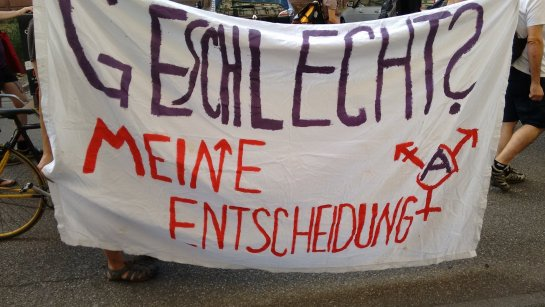"""Rechtsgutachten: """"Dritte Option"""" doch für alle nutzbar"""