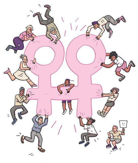Nicht mein Feminismus: Generationenkonflikt in der lesbischen Community